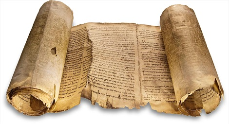 Dödahavsrullarna är judiska religiösa handskrifter