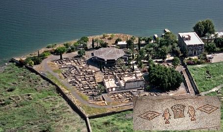 Kristna arkeologiska och historiska platser i Israel