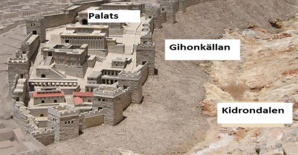 Davids stad i Jerusalem