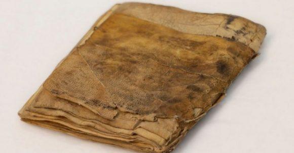 Judisk bönbok äldre än äldsta Torahrulle