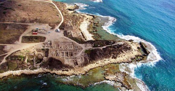 Marinarkeologister har gjort en ny upptäckt i Tel Dor