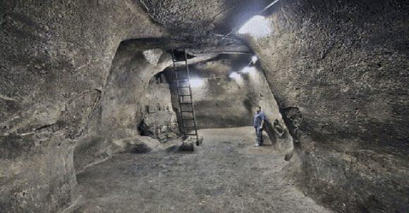Vattenmagasin funnet från 1:a Tempelperioden