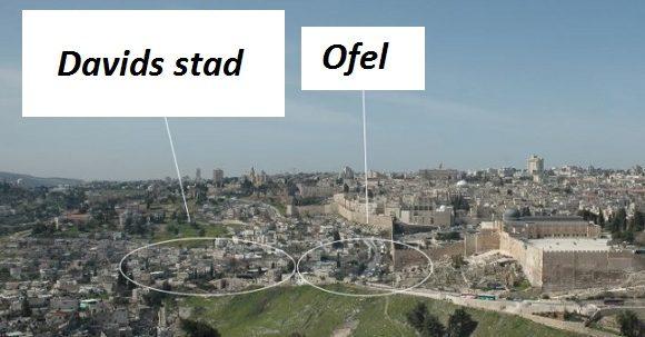 Ofel i Jerusalem