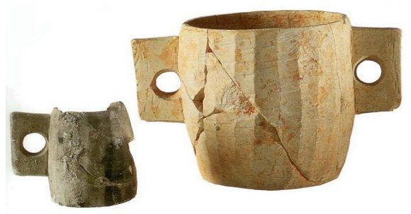 Koppar från Qumran avsedda för rituell handtvättning