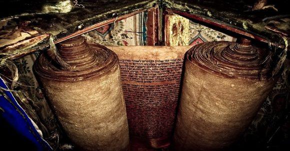 Torah – de 5 Moseböckerna