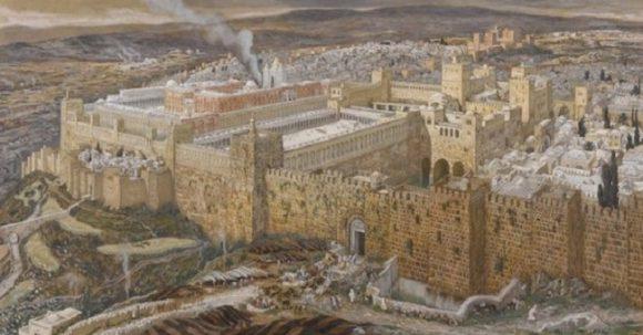 Mer information om judars matvanor för 2000 år sedan