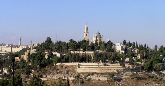 Sion i Jerusalem