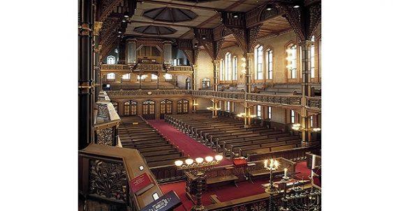 Vad är en synagoga?