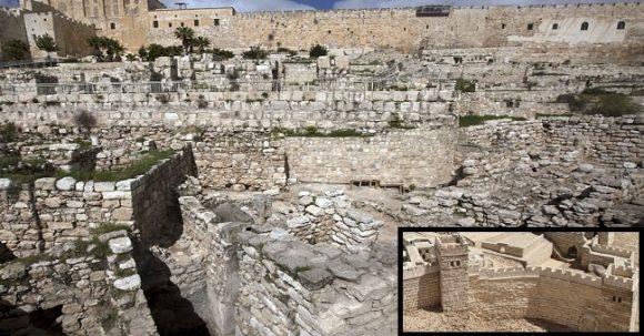 Kung Salomons mur