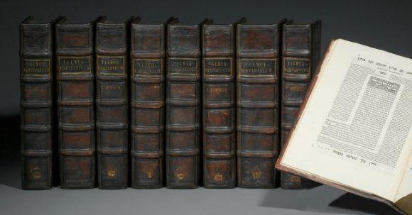 Talmud – central text till judisk lag och lärdomar