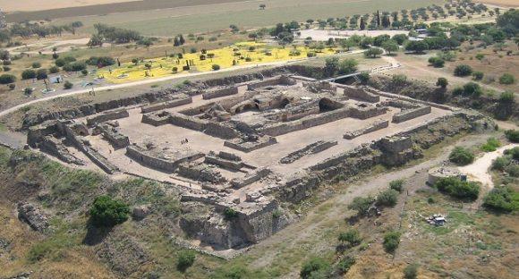 Fästningen Belvoir