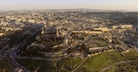 Återföreningen av Jerusalem 1967 satte igång arkeologiska undersökningar