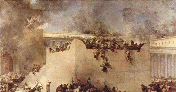 Arkeologer har upptäckt vart Titus bröt igenom Jerusalems murar