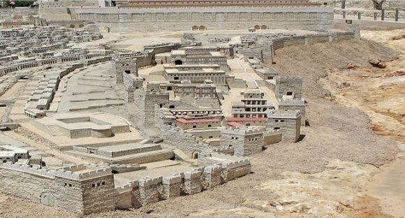 Jerusalem – den allra första början för judarna
