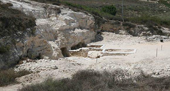 2000-årigt stenkärl avsett för judiska ritualer funnet