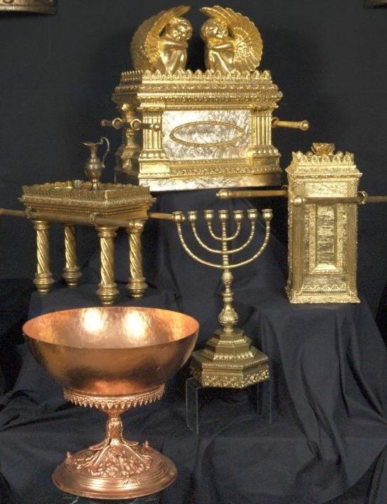 Heliga Tempelföremål – några exempel