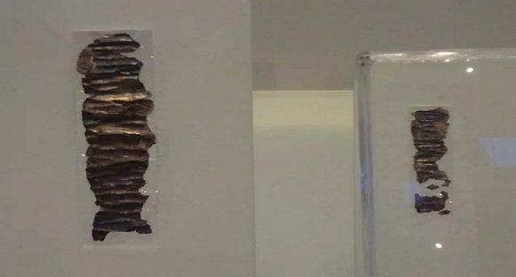 Ketef Hinnoms silveramuletter