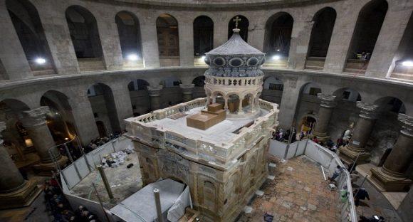 Forskare: Den Heliga gravens kyrka trolig plats för Jesus korsfästelse