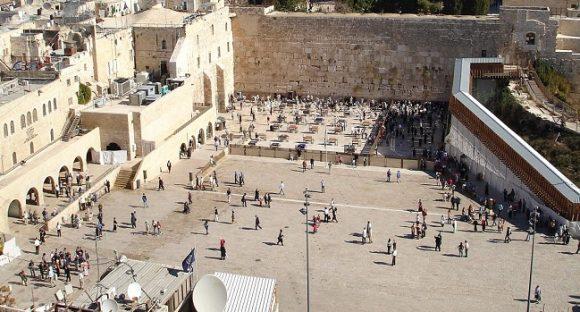 Bibliskt påstående av en guvernör i Jerusalem får stöd av ett sigill