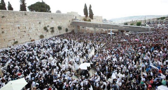 Islamiska Waqf i Jerusalem förstörde judisk historia